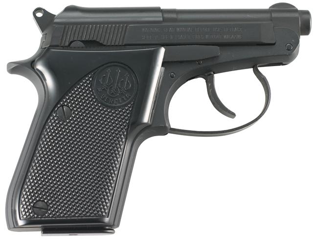 Beretta Model 21A, 25ACP Caliber Semi-Auto Piustol (H-62)
